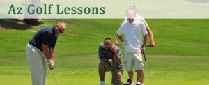 Az Golf Lesson Instruction